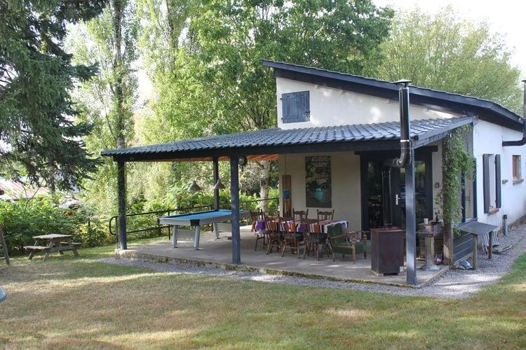 Vakantiehuizen Frankrijk | Bourgogne | Vakantiehuis te huur in St-Honore-Les-Bains   met wifi 6 personen
