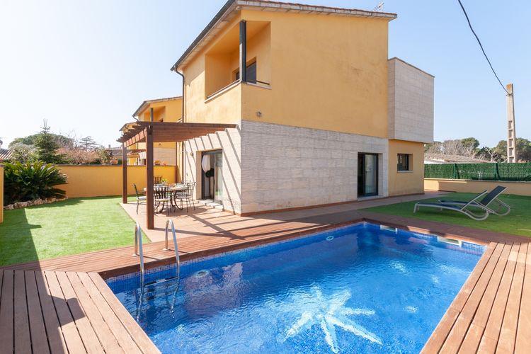 Vakantiehuizen Sant-Pere-Pescador te huur Sant-Pere-Pescador- ES-17470-18 met zwembad  met wifi te huur