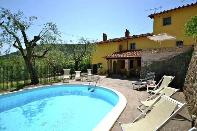 Vakantiehuizen Italie | Toscana | Vakantiehuis te huur in Vicopisano met zwembad  met wifi 13 personen