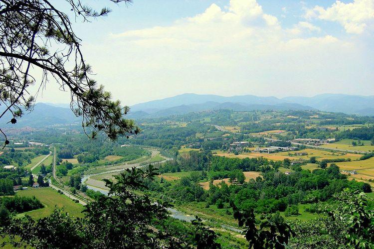 Kasteel Italië, Piemonte, Rocca Grimalda Kasteel IT-15078-02