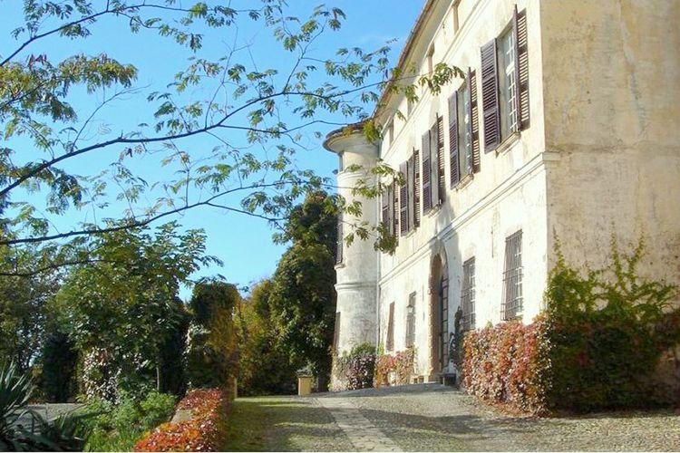 Vakantiehuizen Italie | Piemonte | Kasteel te huur in Rocca-Grimalda   met wifi 6 personen