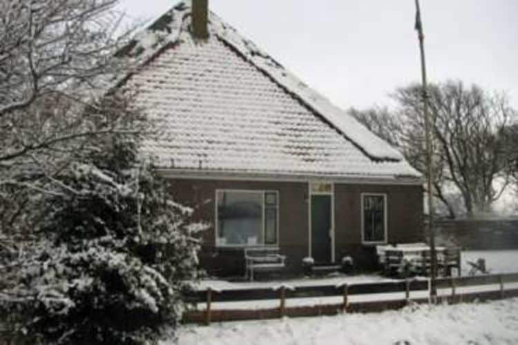 Holland | North Sea Coast North | Holiday home De Vossehoeck I | all year | ExteriorWinter