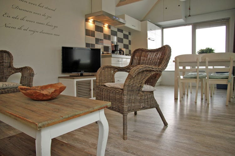 Holland | North Sea Coast North | Holiday home Helmgras I | all year | LivingRoom