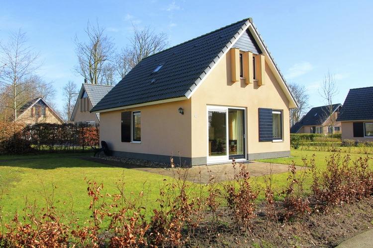 Vakantiehuizen Nederland | Friesland | Vakantiehuis te huur in Sondel   met wifi 6 personen