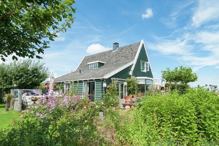 vakantiehuis Nederland, Noord-Holland,