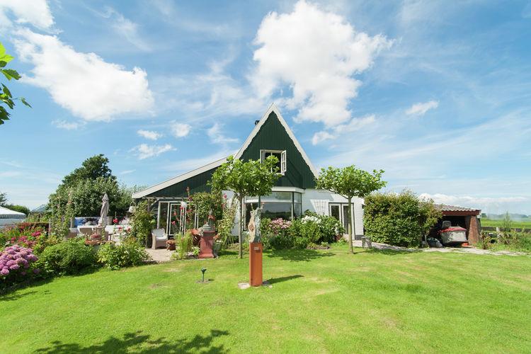 Vakantiehuis  met wifi  T-ZandHollands Molenhuis 6p
