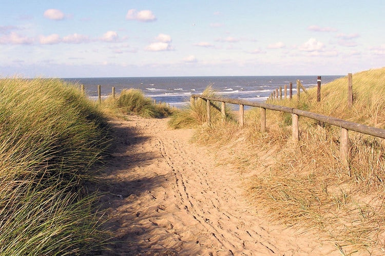 Holland | North Sea Coast South | Holiday home Chevalier | all year | AreaSummer20KM