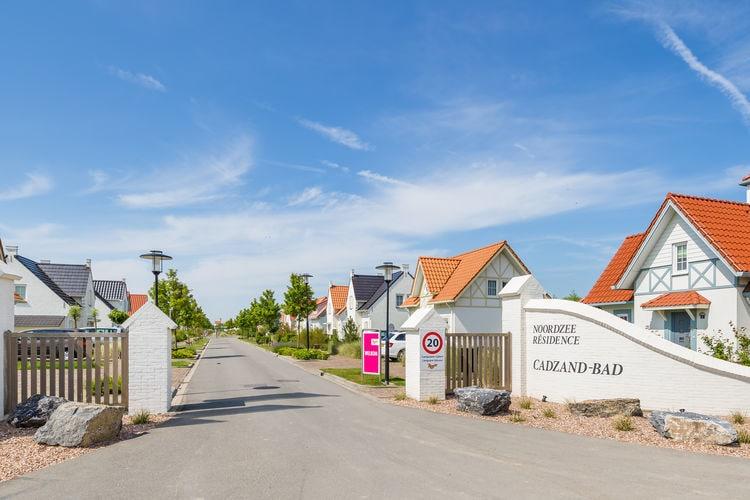Villa Nederland, Zeeland, Cadzand-Bad Villa NL-4506-28