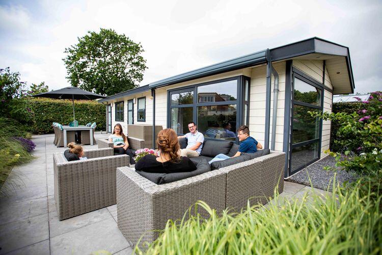 Vakantiehuizen Nederland | Zuid-Holland | Chalet te huur in Noordwijk met zwembad  met wifi 5 personen