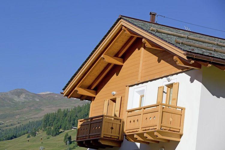 Vakantiehuis  met wifi  LivignoCasa Lilium pt