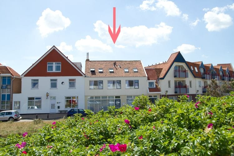 Appartement  met wifi   NederlandNear the Sea