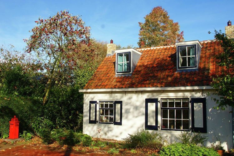Holland | Zeeland | Holiday home Blauwe Regen | all year | ExteriorSummer
