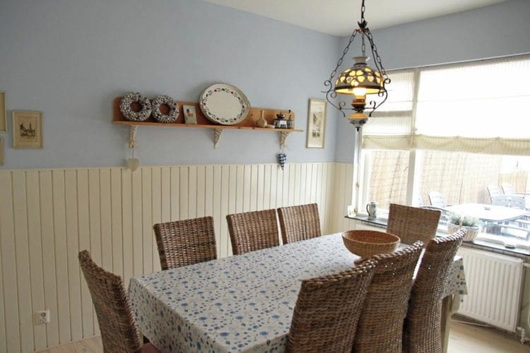 Holland | North Sea Coast South | Holiday home Trawler KW 36 | all year | DiningRoom