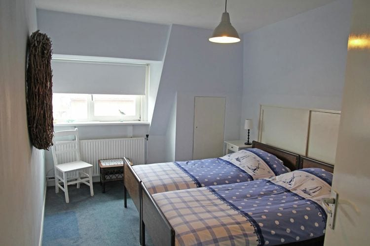 Holland | North Sea Coast South | Holiday home Trawler KW 36 | all year | BedRoom