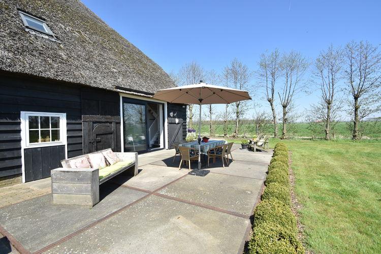 Boerderij Nederland, Zeeland, Veerse Meer-Kamperland Boerderij NL-3861-01