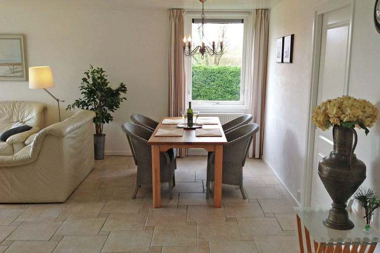 Holland | North Sea Coast North | Holiday home Strandhuis | all year | DiningRoom