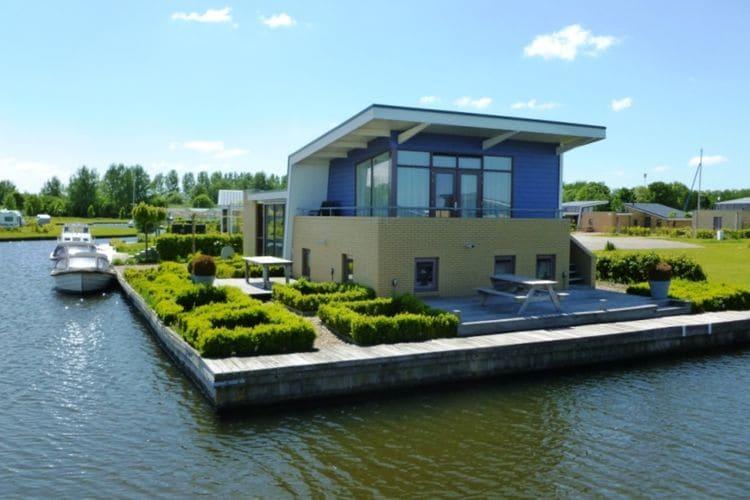 vakantiehuis Nederland, Friesland, Lemmer vakantiehuis NL-3912-01