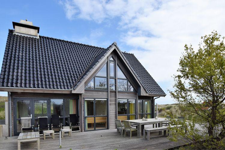 met je hond naar dit vakantiehuis in Vlieland