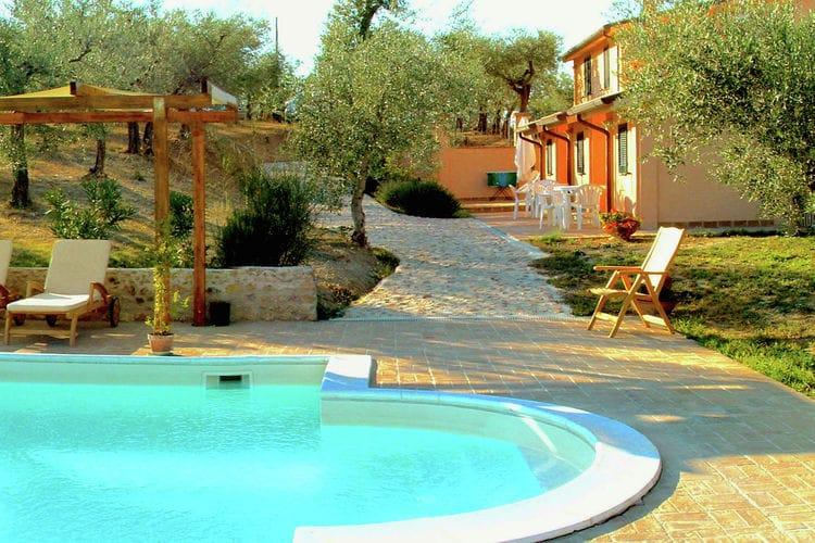 Vakantiehuizen Italie | Umbrie | Boerderij te huur in Giano-Dellumbria met zwembad  met wifi 3 personen