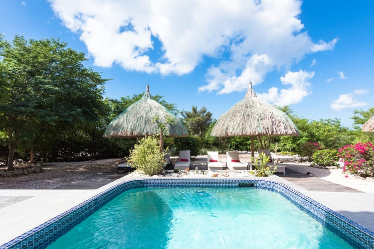 Vakantiehuizen  Curacao te huur Rif-St.-Marie- CW-00007-01 met zwembad  met wifi te huur