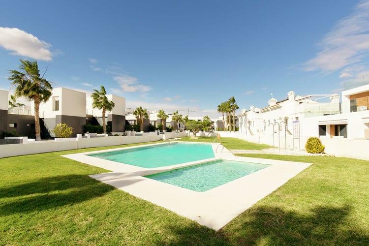 vakantiehuis Spanje, Costa Blanca, Orihuela Costa vakantiehuis ES-03185-06