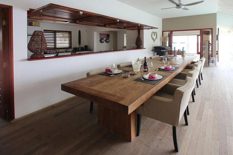 Vakantiewoning Curacao, , Jan Thiel Villa CW-00021-01