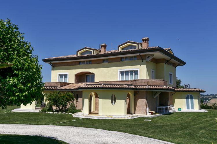 Ferienwohnung Casa Parco (751696), Montefano, Macerata, Marken, Italien, Bild 1