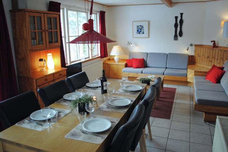 Holland | Wad Islands | Holiday home In 't Duin II | all year | DiningRoom