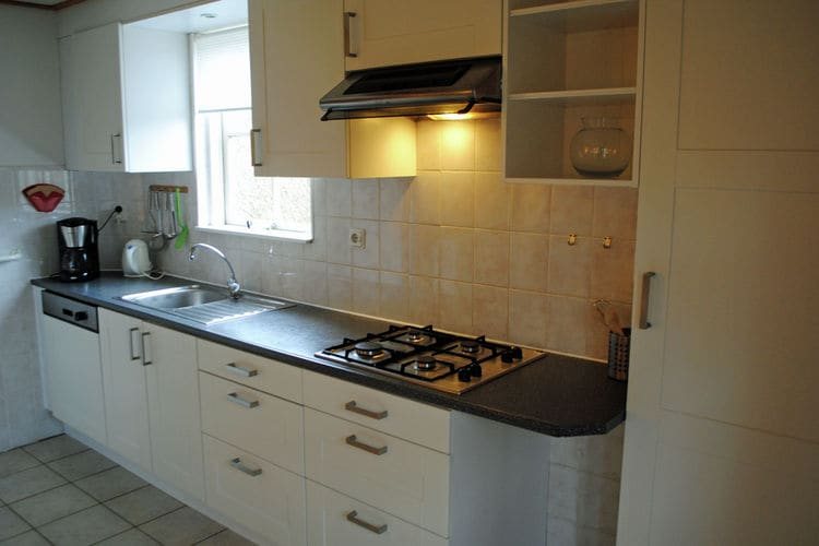 Holland | Wad Islands | Holiday home In 't Duin II | all year | Kitchen