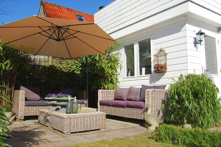 Holland | North Sea Coast North | Holiday home Villa Bo | all year | TerraceBalcony
