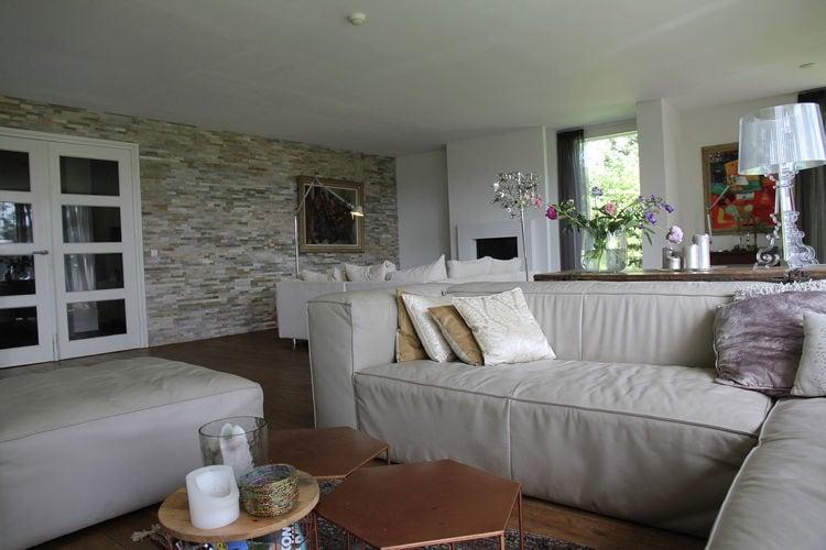 Vakantiewoning Nederland, Noord-Holland, Bergen Villa NL-4348-01