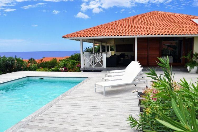 Villa huren in  Curacao - met zwembad nabij Strand met wifi met zwembad voor 6 personen  Villa Mi Mérito is onderdeel van ..
