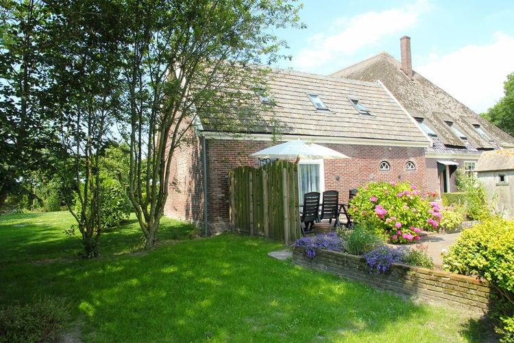 Oudesluis Vakantiewoningen te huur Schilderachtig vakantiehuis met zwembad in de Noord-Hollandse polder