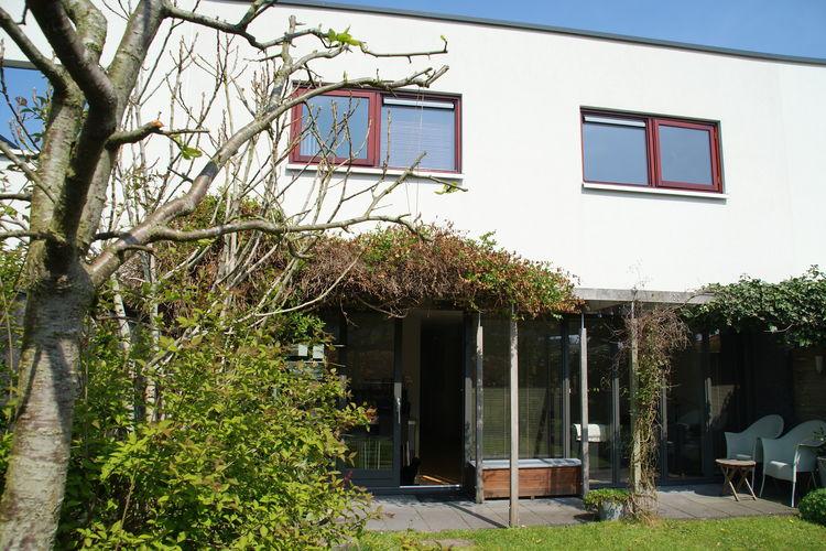 Middelburg Vakantiewoningen te huur Modern vakantiehuis voor gezinnen in een hofje in Middelburg