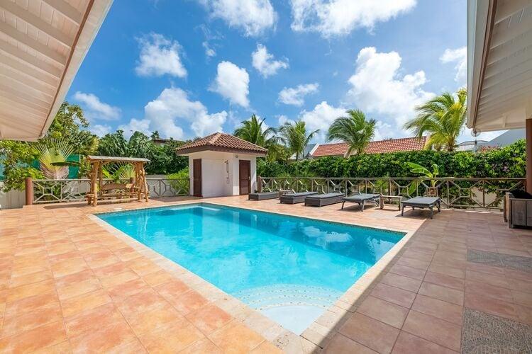 Vakantiehuizen  Curacao te huur Jan-Thiel- CW-00046-01 met zwembad  met wifi te huur