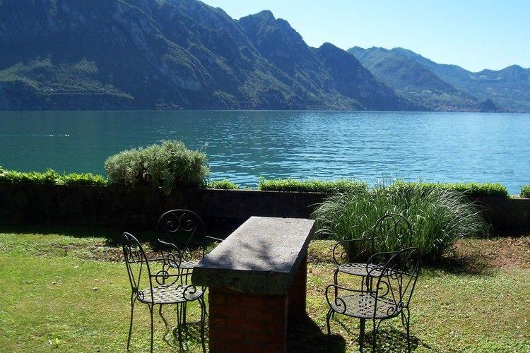 Appartement  met wifi  Riva di Solto  Pescatore