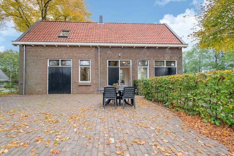 Vakantiehuizen Nederland | Drenthe | Vakantiehuis te huur in Dwingeloo   met wifi 5 personen