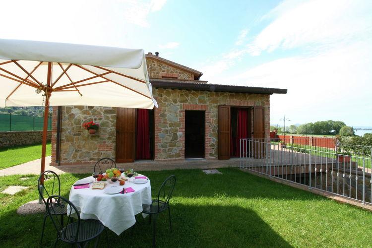 vakantiehuis Italië, Umbrie, Monte del Lago vakantiehuis IT-06063-42