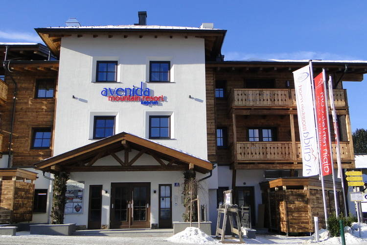 Mountain Resort Kaprun type S - Apartment - Kaprun - Exterior - Winter