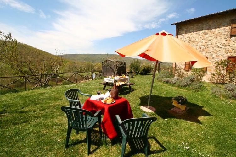 Boerderijen Italie | Umbrie | Boerderij te huur in Passignano-sul-Trasimeno met zwembad  met wifi 3 personen