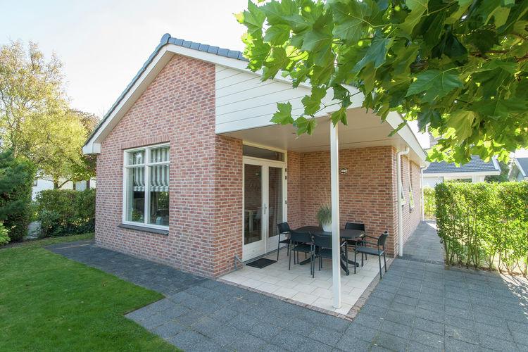 Vakantiehuizen Nederland | Zuid-Holland | Bungalow te huur in Noordwijk   met wifi 6 personen