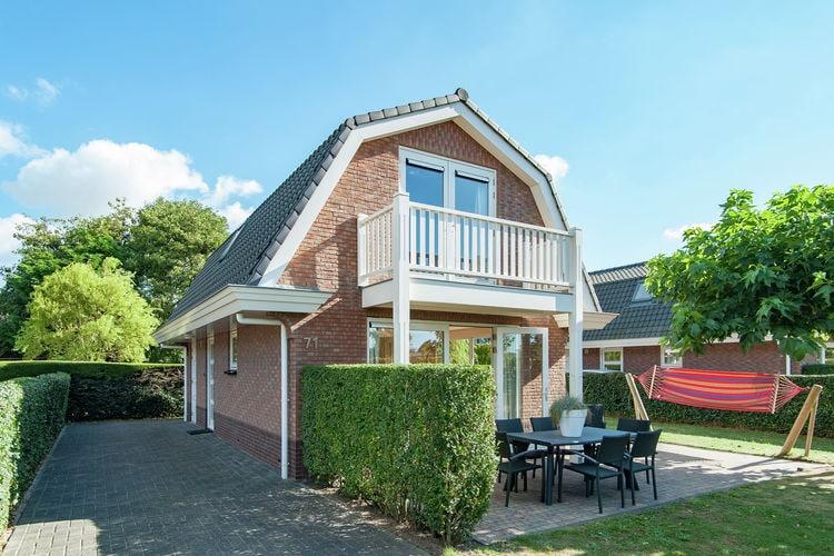 Vakantiehuizen Nederland | Zuid-Holland | Vakantiehuis te huur in Noordwijk   met wifi 7 personen