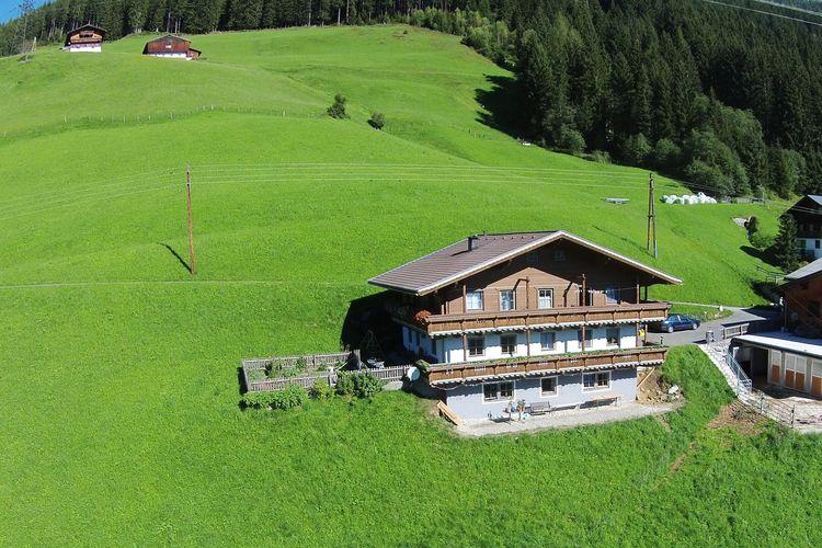 Oostenrijk | Tirol | Appartement te huur in Wald-Konigsleiten   met wifi 12 personen