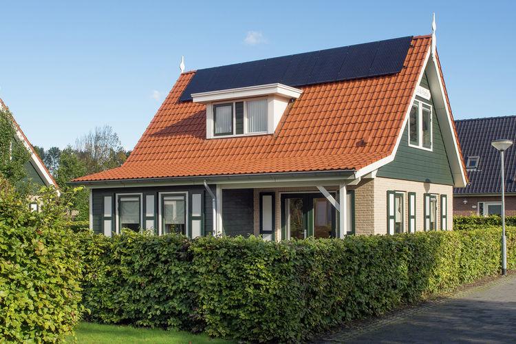Vakantiehuizen Nederland | Zeeland | Vakantiehuis te huur in Zonnemaire   met wifi 6 personen