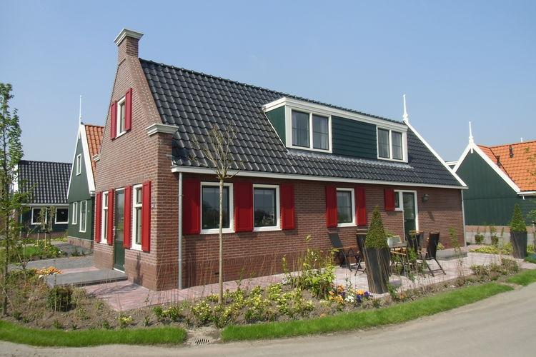 Vakantiehuizen Nederland | Noord-Holland | Villa te huur in West-Graftdijk met zwembad  met wifi 8 personen