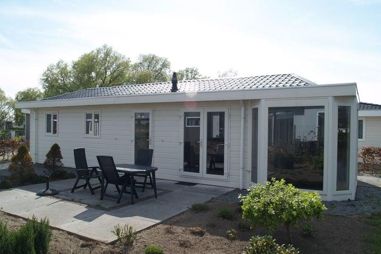 Vakantiehuizen Nederland | Noord-Holland | Chalet te huur in West-Graftdijk met zwembad  met wifi 4 personen