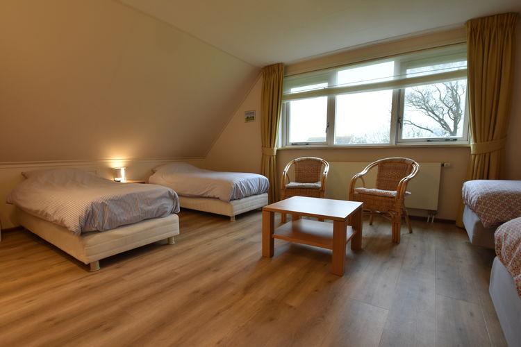 vakantiehuis Nederland, Noord-Holland, Bergen vakantiehuis NL-4776-01