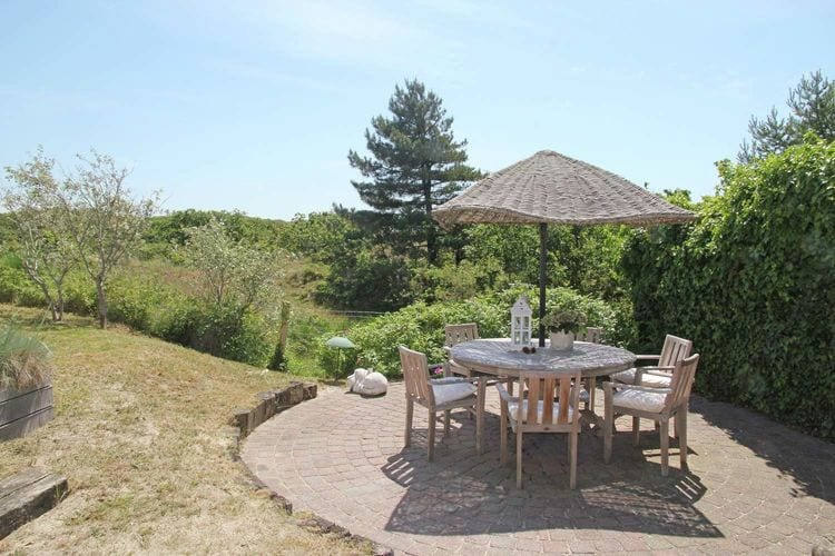 Holland | North Sea Coast North | Holiday home Villa in de Duinen | all year | TerraceBalcony