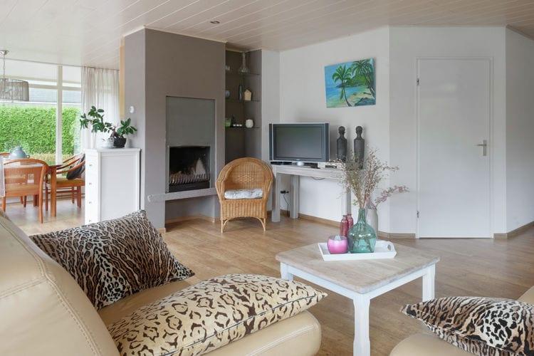 vakantiehuis Nederland, Zuid-Holland, Ouddorp vakantiehuis NL-4852-01