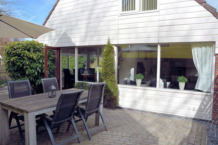 Holland | North Sea Coast South | Holiday home Como | all year | GardenSummer